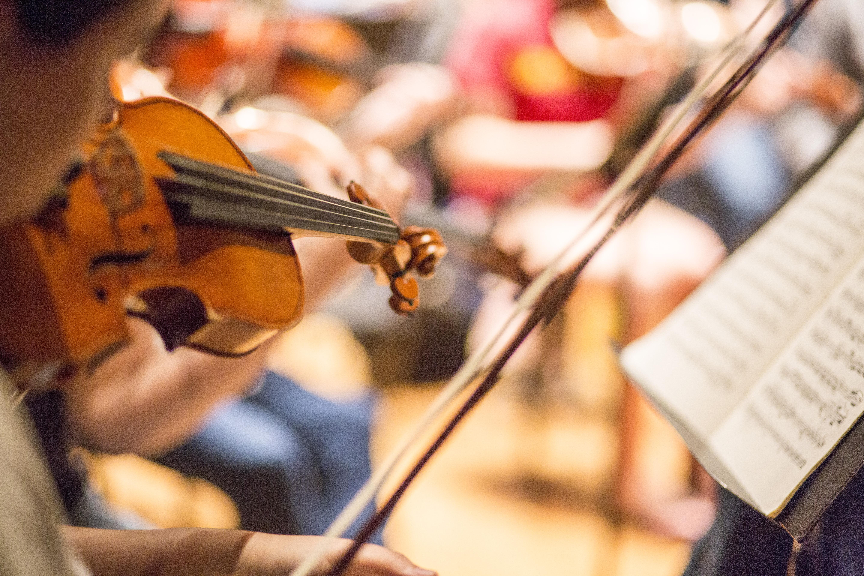 Community Orchestra Rehearsal